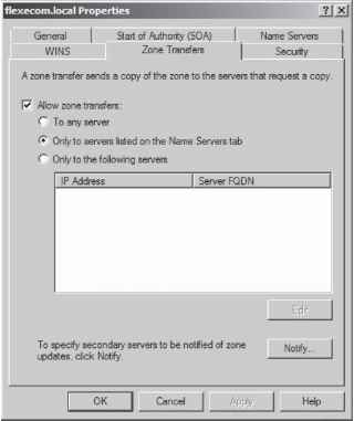 Stub Zone - Active Directory Windows Server 2008