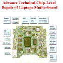 Become Expert In Laptop Motherboard Repair